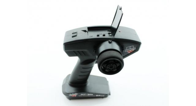 Радиоуправляемый монстр Himoto Tracker Brushless 4WD 2.4G 1/18 RTR 11