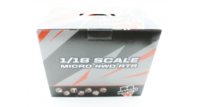 Радиоуправляемый монстр Himoto Tracker Brushless 4WD 2.4G 1/18 RTR 12