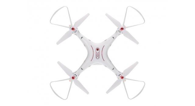 Р/У квадрокоптер Syma X8SW-D с FPV трансляцией Wi-Fi, барометр 2.4G RTF 5