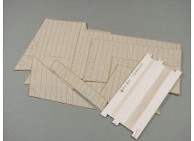 Комплект парусов для модели Schwarzer Rabe, 1/96