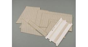 Комплект парусов для модели Schwarzer Rabe, 1/96 1