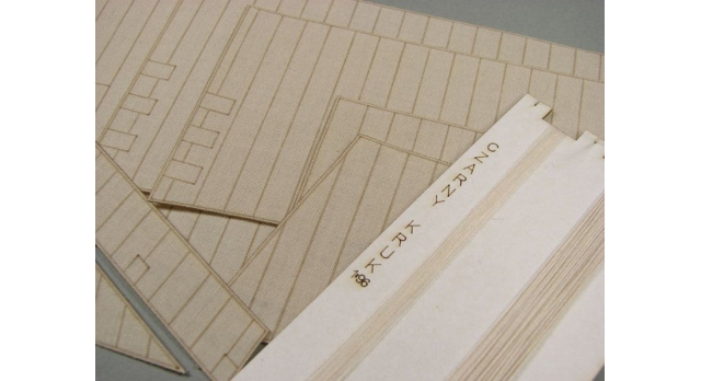 Комплект парусов для модели Schwarzer Rabe, 1/96 2
