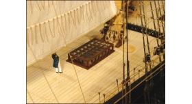 Сборная картонная модель Shipyard линкор HMS Victory (№67), 1/96 3