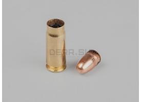 Комплект 7.62х25-мм (для ТТ,ППШ,ППС) пуля с капсюлированной гильзой