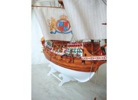 Сборная картонная модель Shipyard галеон Revenge (№42), 1/96 1