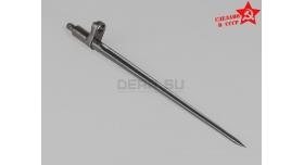 Штык-нож для карабина Мосина / Оригинал образца 1944 года тип крепления 1 [хо-74]