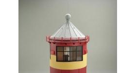 Сборная картонная модель Shipyard маяк Pilsumer Lighthouse (№45), 1/87 4
