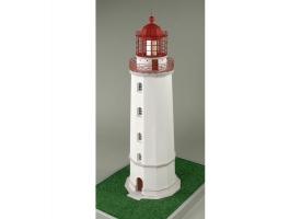 Сборная картонная модель Shipyard маяк Dornbusch Lighthouse (№53), 1/87 1