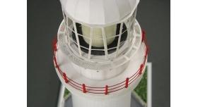 Сборная картонная модель Shipyard маяк Cape Otway Lighthouse (№57), 1/87 3