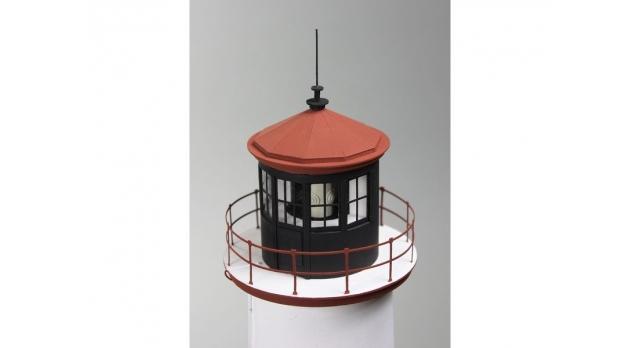 Сборная картонная модель Shipyard маяк Minnesota Point Lighthouse (№58), 1/87 4