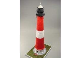 Сборная картонная модель Shipyard маяк Pellworm Lighthouse (№61), 1/87 1