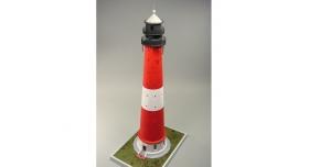Сборная картонная модель Shipyard маяк Pellworm Lighthouse (№61), 1/87 2