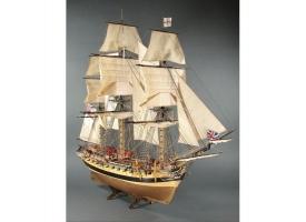 Набор сборных картонных моделей Shipyard Паруса 18 века-Северная Европа (ч 2) (№50, №51, №66), 1/96 1