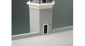 Сборная картонная модель Shipyard маяк Lighthouse Los Morrillos (№30), 1/72 8