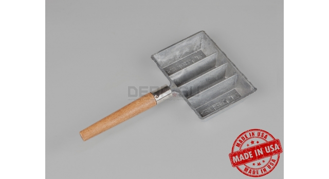 Форма для свинца LEE 4-Cavity Ingot Mold with Handle