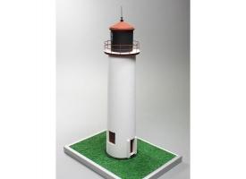 Сборная картонная модель Shipyard маяк Minnesota Point Lighthouse (№82), 1/72 1