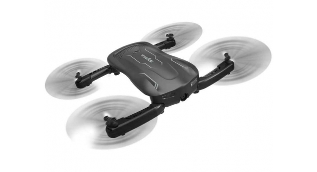 Р/У квадрокоптер Syma Z1 Wi-Fi селфи-дрон, барометр, 2.4G 2