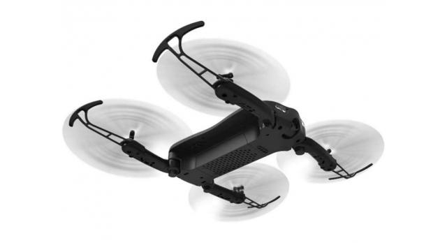 Р/У квадрокоптер Syma Z1 Wi-Fi селфи-дрон, барометр, 2.4G 4