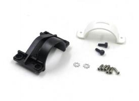 Набор запасных частей для катера Feilun FT012 (Кронштейны крепления мотора, крепеж)