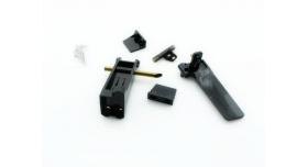 Набор запасных частей для катера Feilun FT010 (хвостовой руль, кронштейн, транцевые плиты, крепеж) 1
