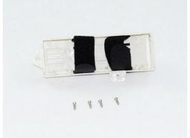 Держатель батареи (с крепежом) для катера Feilun FT011