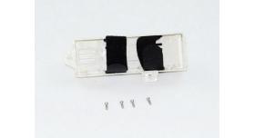 Держатель батареи (с крепежом) для катера Feilun FT011 1