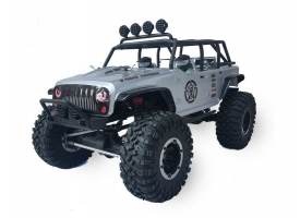 Радиоуправляемый краулер Remo Hobby Open-Topped Jeeps 4WD 2.4G 1/10 RTR