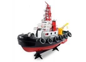 Р/У катер буксир Heng Long Seaport Work Boat 1/20 RTR