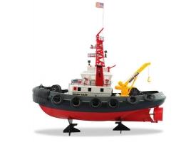 Р/У катер буксир Heng Long Seaport Work Boat 1/20 RTR 1