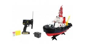 Р/У катер буксир Heng Long Seaport Work Boat 1/20 RTR 5