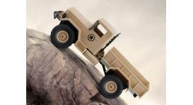 Р/У машина WPL военный грузовик (песочный) 1/16+акб 2.4G RTR 5