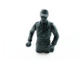 Фигурка. Немецкий солдат, командир танка