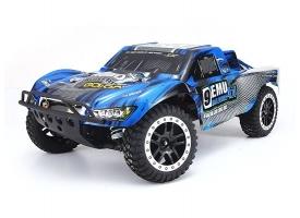 Радиоуправляемый шорт-корс Remo Hobby 9EMU TWINS MOTOR 4WD 2.4G 1/8 RTR
