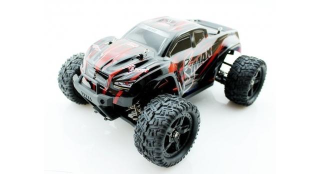 Радиоуправляемый монстр Remo Hobby SMAX Brushless 4WD 2.4G 1/16 RTR 6