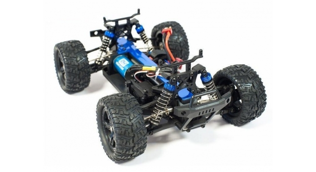Радиоуправляемый монстр Remo Hobby SMAX Brushless 4WD 2.4G 1/16 RTR 14