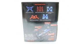 Радиоуправляемый монстр Remo Hobby SMAX Brushless 4WD 2.4G 1/16 RTR 18