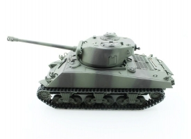 Р/У танк Torro Sherman M4A3 76mm, 1/16 2.4G, ВВ-пушка, деревянная коробка 1