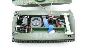 Р/У танк Torro Sherman M4A3 76mm, 1/16 2.4G, ВВ-пушка, деревянная коробка 8