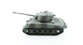 Р/У танк Torro Sherman M4A3 76mm, 1/16 2.4G, ИК-пушка, деревянная коробка 2