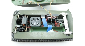 Р/У танк Torro Sherman M4A3 76mm, 1/16 2.4G, ИК-пушка, деревянная коробка 8