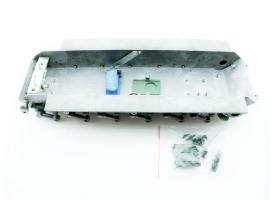 Металлическое шасси для танка ИС-2