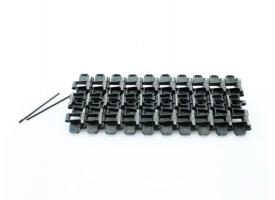 Запасные траки гусениц для танка КВ-1/КВ-2, металл (10 звеньев)