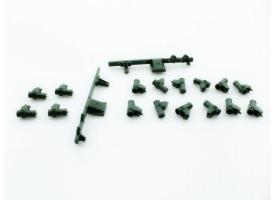 Блоки мортир дымовых гранат для танка Leopard 2A6