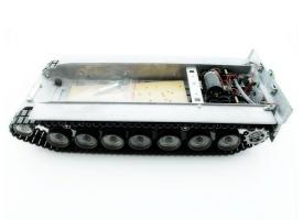 Металлическое шасси для танка Leopard 2A6 (full set type A)