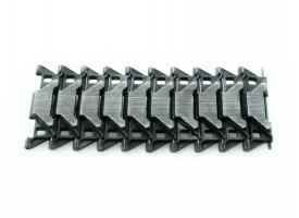 Запасные траки гусениц для танка M-41 Bulldog, металл (10 звеньев)