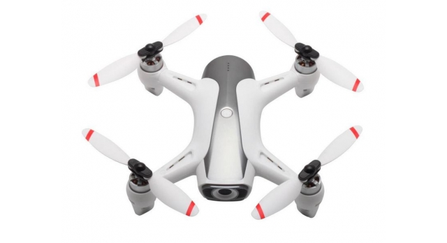 Р/У квадрокоптер Syma W1 brushless с FPV трансляцией Wi-Fi, барометр, GPS, 6-AXIS, 2.4G RTF 4