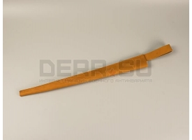 Ножны для игольчатого штыка винтовки Мосина / Коричневая кожа [сн-137]