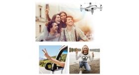 Р/У квадрокоптер Syma W1 brushless с FPV трансляцией Wi-Fi, барометр, GPS, 6-AXIS, 2.4G RTF 12