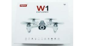 Р/У квадрокоптер Syma W1 brushless с FPV трансляцией Wi-Fi, барометр, GPS, 6-AXIS, 2.4G RTF 16