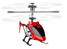 Р/У вертолет Syma S107H, барометр 2.4G RTF 1